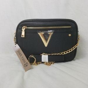Joan Vass Brennan Crossbody Bag